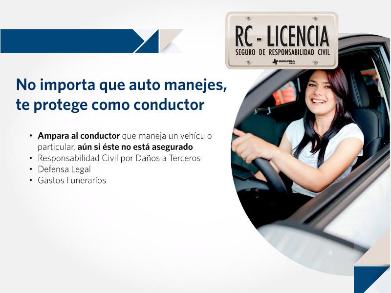 Protección al conductor